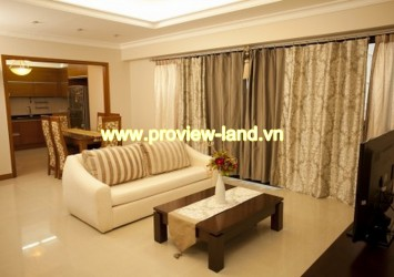 Cantavil An Phu 3 bedroom apartment for rent, luxury decoration