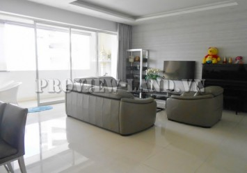 Estella apartment for rent 3 bedroom furnished pool view