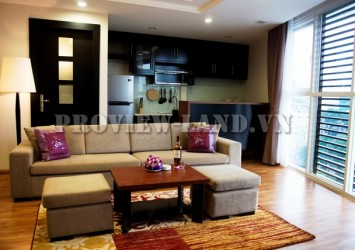 Services apartment for rent in Compass Parkview luxury and beautifully