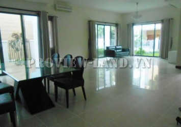 Villa Riviera An Phu for rent 5 bedrooms unfurnish open space