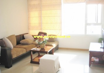 Apartment for rent Saigon Pearl Ruby 2 bedroom nice view of Saigon River