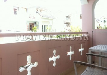 Services apartment in district 2 for rent 1 bedrooms with balcony