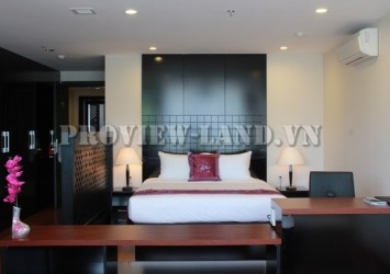 Studio apartment for rent in Compass Parkview Residences HCM