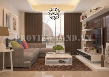 Nice apartment for rent in Tropic Garden 2 beds beautiful view