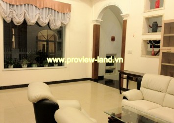 Beautiful villa for rent with fully furnished, swimming pool