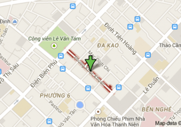 Villas for rent on Phung Khac  Khoan Street District 1