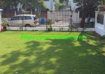 Villas for rent, for rent villa compound Nguyen Van Huong, District 2