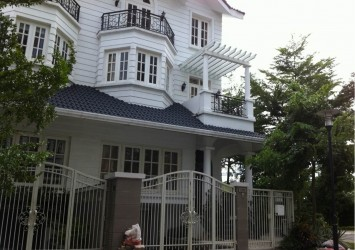 Villas for rent, villas for rent in Phu Nhuan