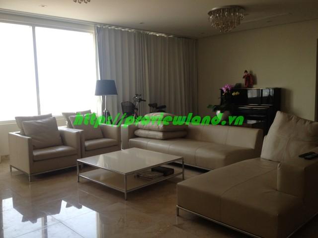 apartments for rent Saigon Pearl Penthouse