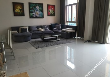 Serviced Apartment in The Vista for rent 171sqm 4 bedrooms
