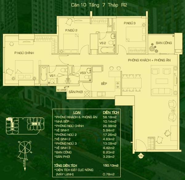 Bán-căn-hộ-The-EverRich-3-phòng-ngủ-view-trường-đua-1