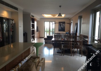 Penthouse apartment for rent in Saigon Pavillon 300sqm 3 bedrooms