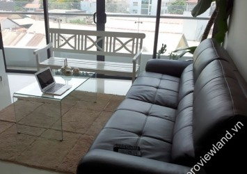 Apartment in City Garden for rent with 70sqm 1 bedroom