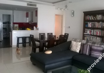 Apartment in Petroland Tower for rent 120sqm 3 bedrooms