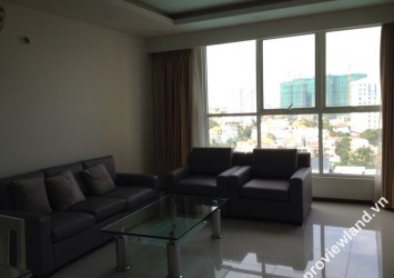 Apartment in Thao Dien Pearl for rent 135sqm 3 bedrooms
