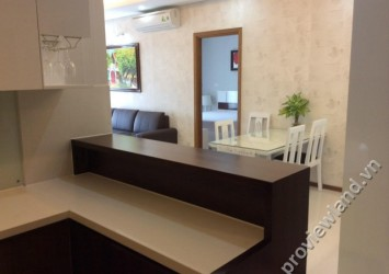 Apartment in Thao Dien Pearl for rent 100sqm 2 bedrooms