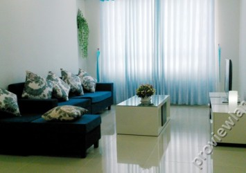 Apartment in Tropic Garden for rent 90sqm 2 bedrooms