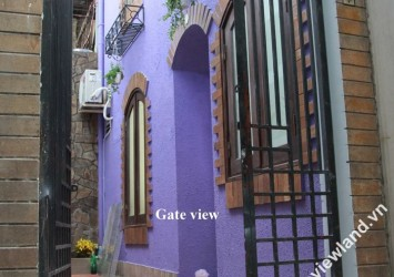 House for rent in Tran Quang Khai Street District 1