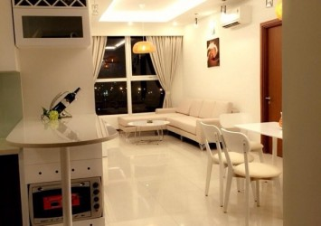 Apartment in Thao Dien Pearl for rent fully furnished