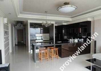 Apartment in Cantavil Hoan Cau for rent 120sqm 3 bedrooms