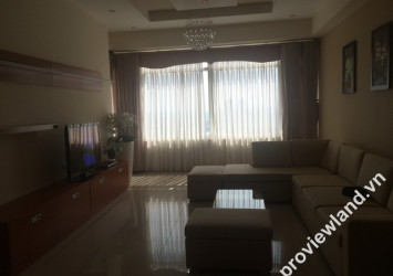 Apartment in Saigon Pearl for sale 122sqm 3 bedrooms Ruby 2 Tower