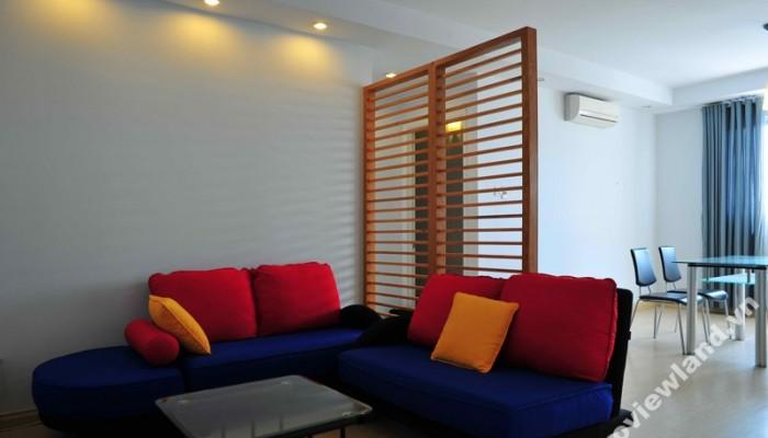 Apartment In Central Garden For Rent 78sqm 2 Bedrooms Best