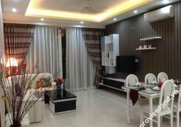 Apartment in Thao Dien Pearl with 2 bedrooms for rent