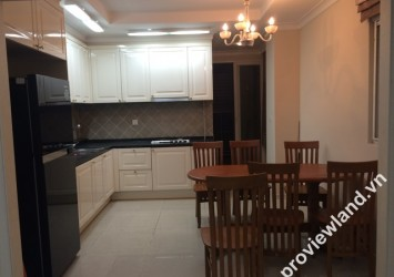 Apartment in Imperia An Phu for rent 3 bedrooms fully furnished