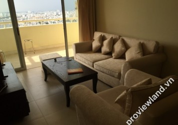 Apartment in Hung Vuong Plaza for rent 130sqm 3 bedrooms