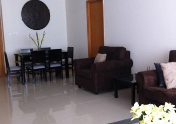 Saigon Pearl apartment for rent 2 bedrooms Ruby 1 Tower
