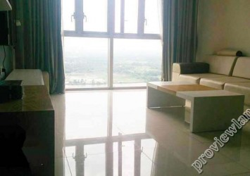 Apartment in The Vista for rent 101sqm 2 bedrooms river view