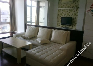 Apartment in Sky Garden for rent 74sqm 3 bedrooms high floor