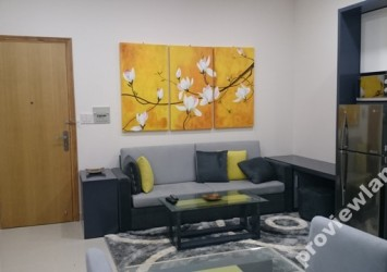 Apartment for rent in District 3 Vo Van Tan Street