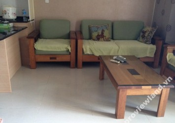 Apartment for rent in Cantavil  An Phu fully furnished with 3 bedrooms