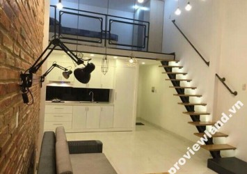 Service apartment for rent in District 1in Street Ki Con