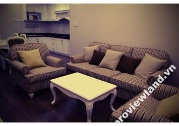 Apartment for rent in Tropic Garden 2 bedrooms low floor