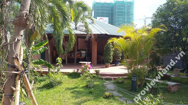BDSD0000518 Villas for rent in Nguyen U Di District 2 1000m2