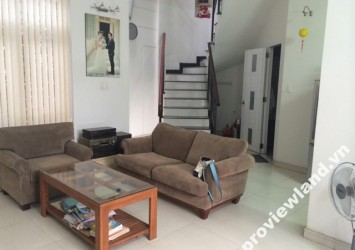 For Rent houses in Phu Nhuan District 1 ground 3 floors