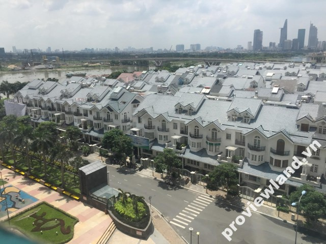 Proviewland0000000004902000 Saigon Pearl apartment for rent has an area of 143m2 and 3 bedrooms