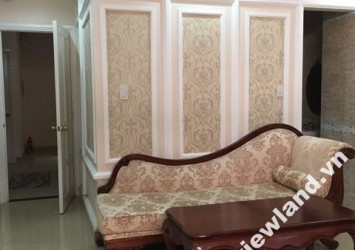 Serviced apartment for rent on Pham Ngoc Thach Street