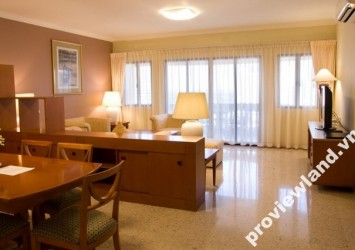 Serviced apartment  for rent District 1 with 3 bedrooms