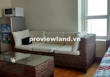 The Manor Officetel apartment for rent 36 sqm full furnished