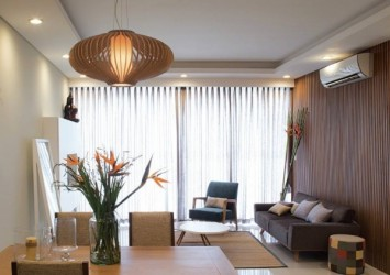 Thao Dien Pearl apartment for sale 115m2 area with 2 bedrooms