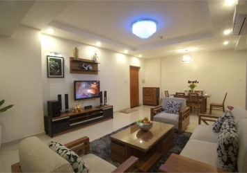 Hung Vuong Plaza apartment for sale  130 m2 3 bedrooms