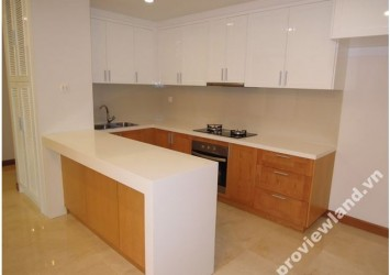 Apartment for rent in Saigon Pavillon 3 bedrooms area of 112m2