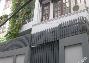 House for rent in Ho Bieu Chanh Street Phu Nhuan district