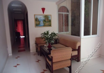 Serviced Apartments for rent on Nguyen Van Giai with 2 bedrooms