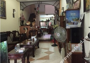 Beautiful villa for sale in Ho Chi Minh City Nguyen Dinh Chieu street
