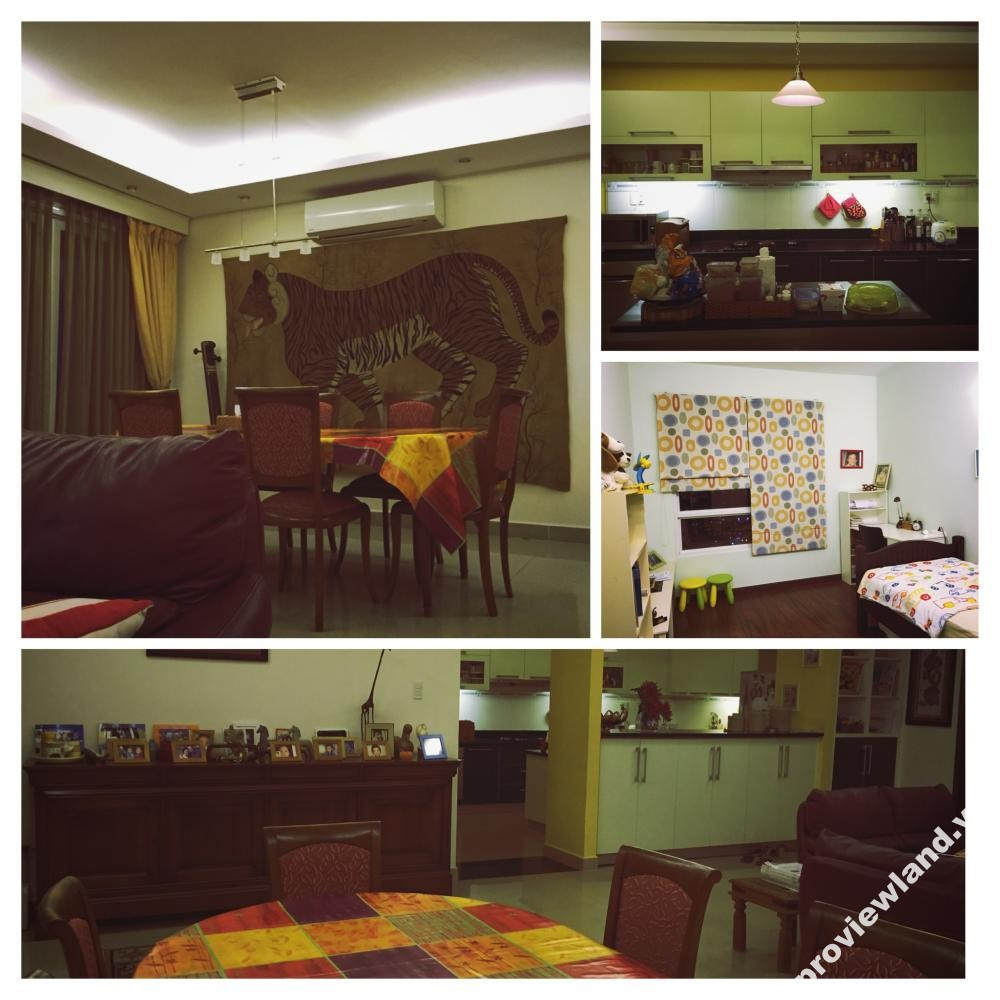 Penthouse Apartment For Sale 200m2 4 Bedroom An Khang