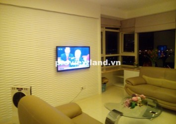 Saigon Pearl apartment for rent, 3 bedroom 140m2 riverview